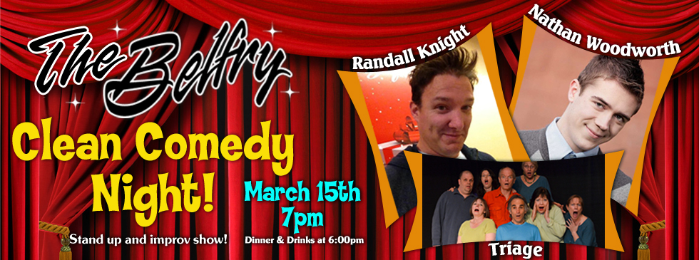 Comedy Night!