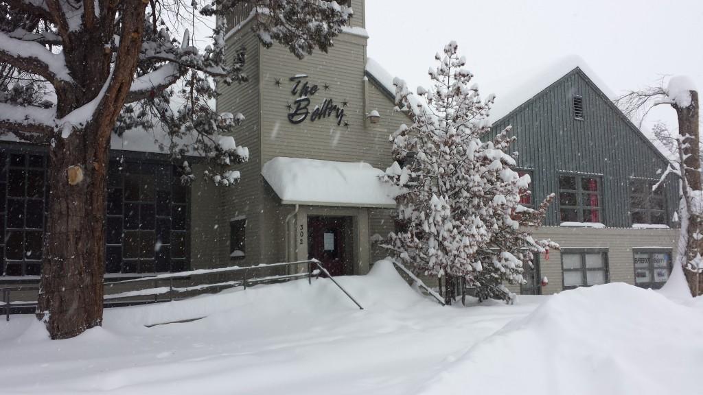 belfry snow