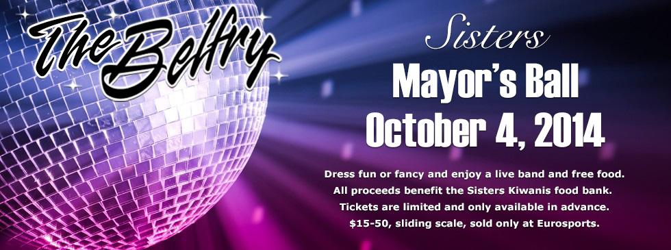 Mayor's Ball @ The Belfry