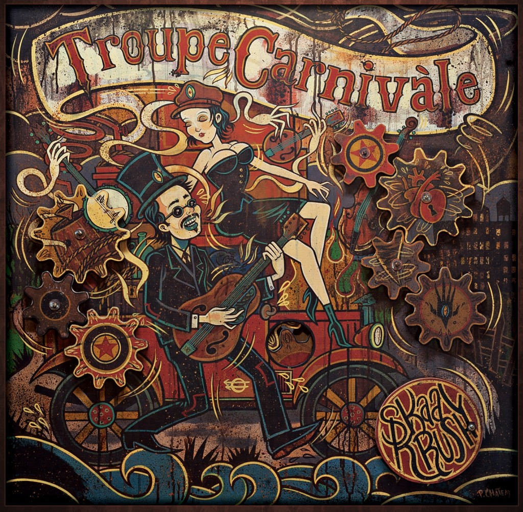 Fresh Hop After Party w/Troupe Carnivale!