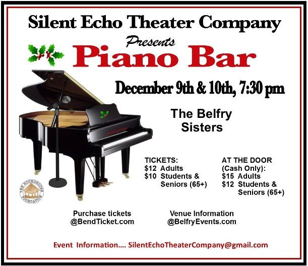 Holiday Piano Bar
