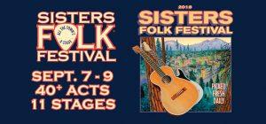 2018 SISTERS FOLK FESTIVAL