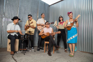 FREE CONCERT! Sisters Folk Festival's My Own Two Hands Community Arts Celebration with Las Cafeteras